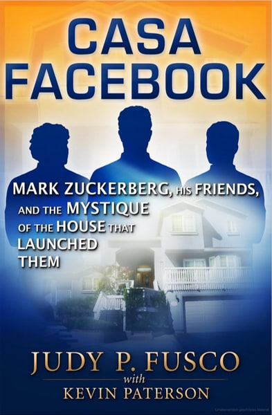 Judy Fusco, Casa Facebook, book cover