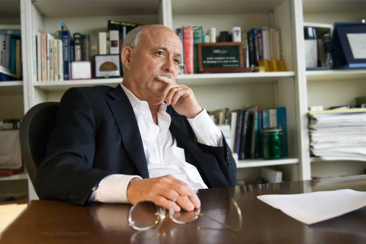 Jeremy Rifkin, portrait, sharing economy, Foundation on Economic Trends