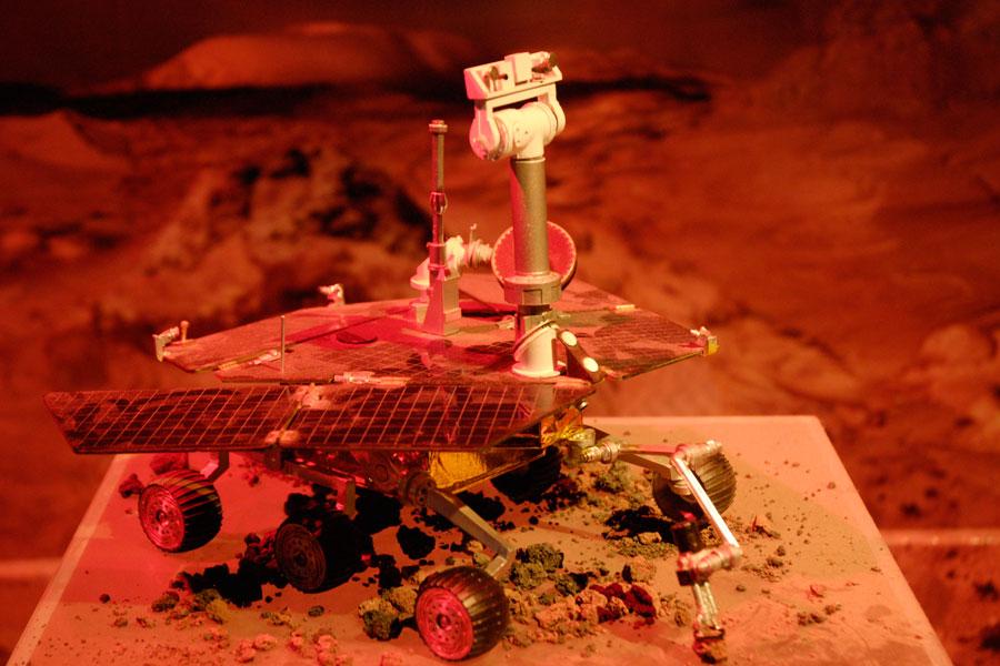 Mars-Rover-JPL-Pasadena