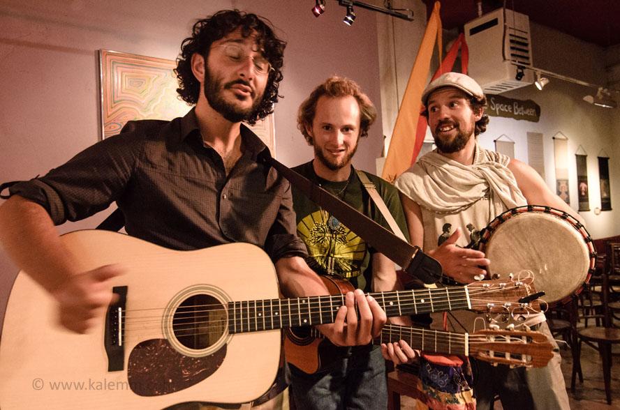 San Francisco, Haight-Ashbury: Musiker im Red Victorian