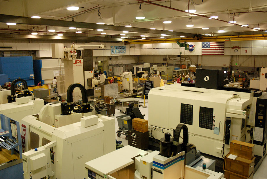 NASA-JPL-Engineering-Factory