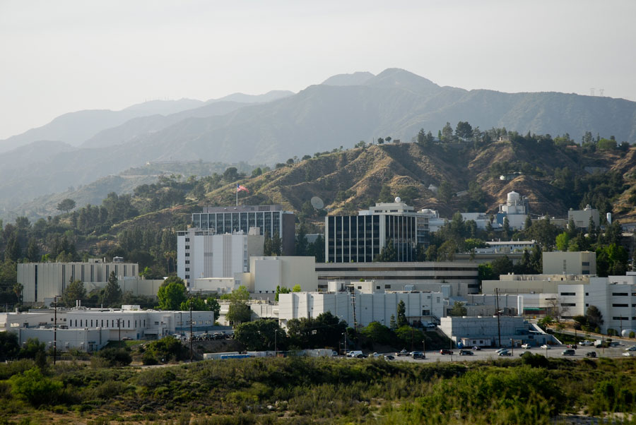 NASA Jet Propulsion Laboratory in Pasadena