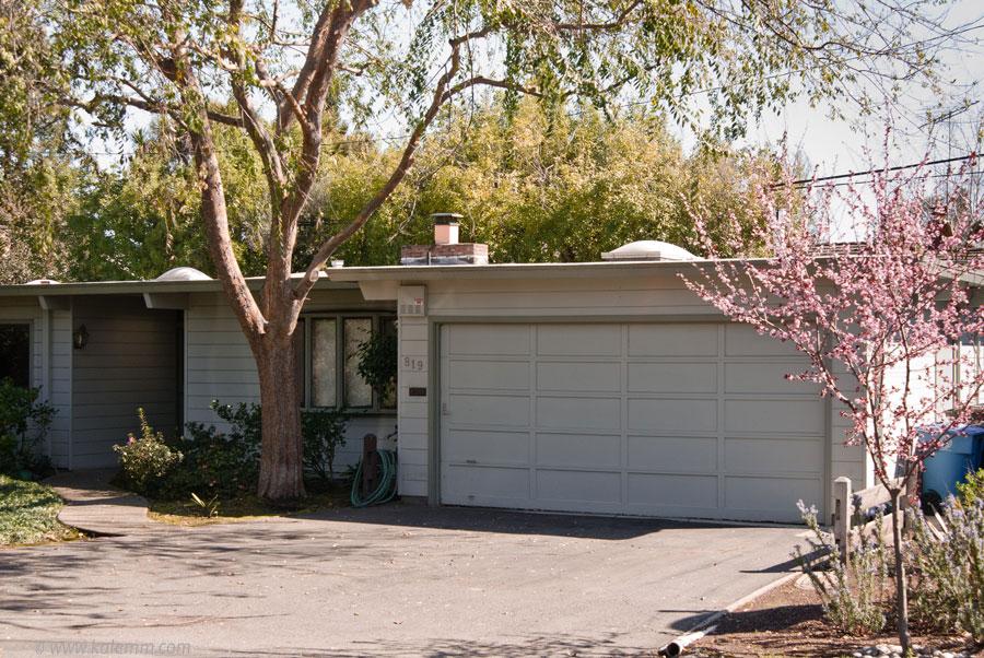 Mark Zuckerbergs erstes Haus in Palo Alto