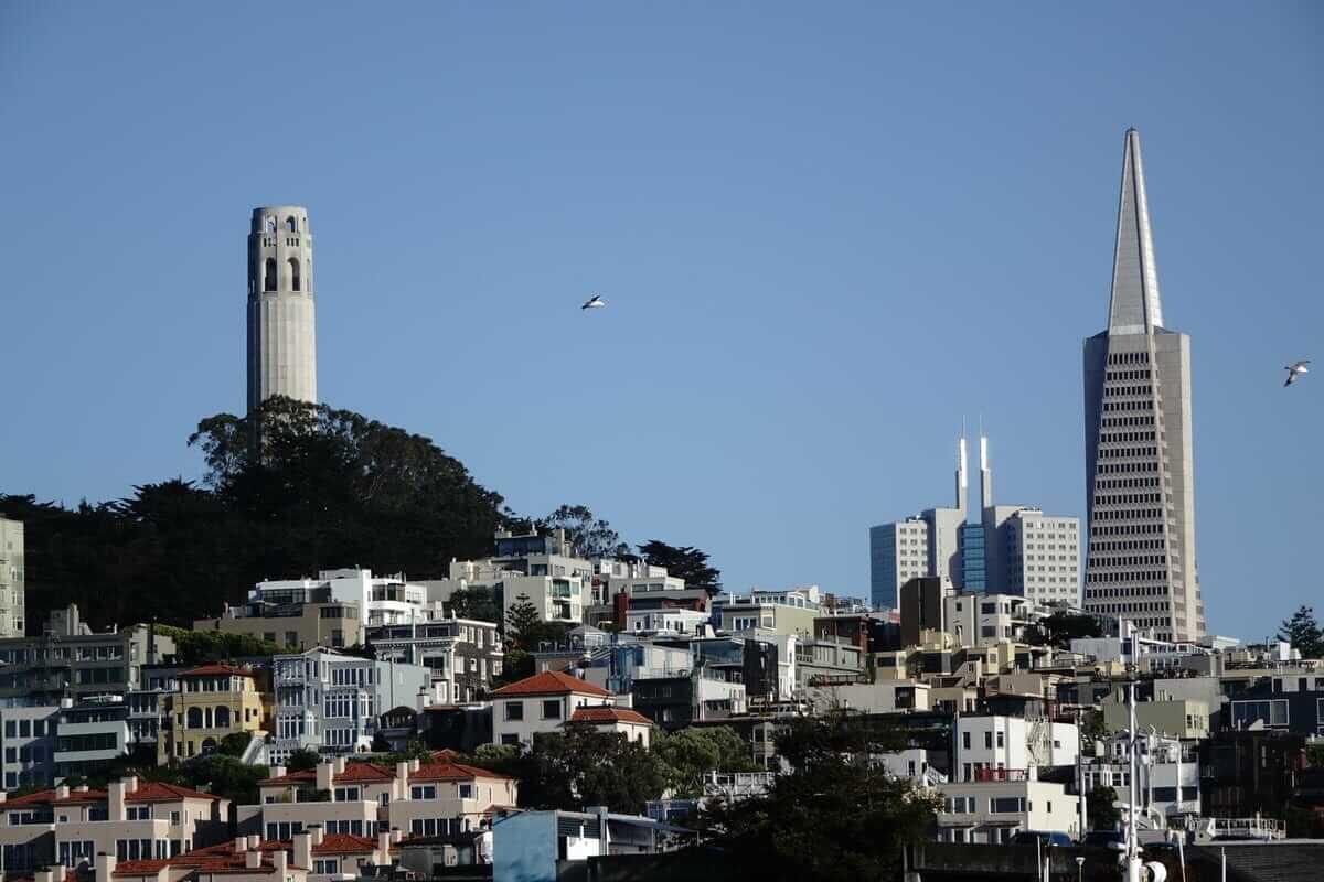 San Francisco, Coit Tower, Telegraph Hill