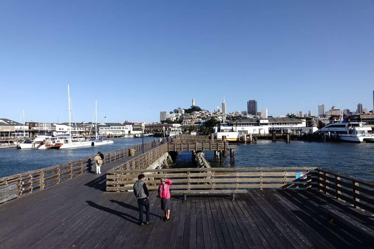 San Francisco, Fisherman's Wharf, Pier 39