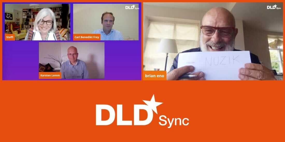 DLD Sync, webinars