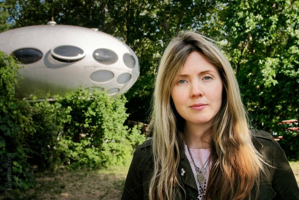 Beatie Wolfe, singer, songwriter, digital artist