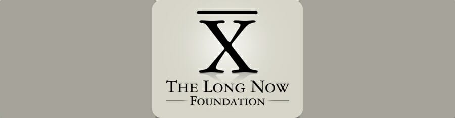 Long Now Foundation logo