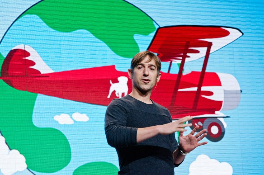 Zynga founder Mark Pincus