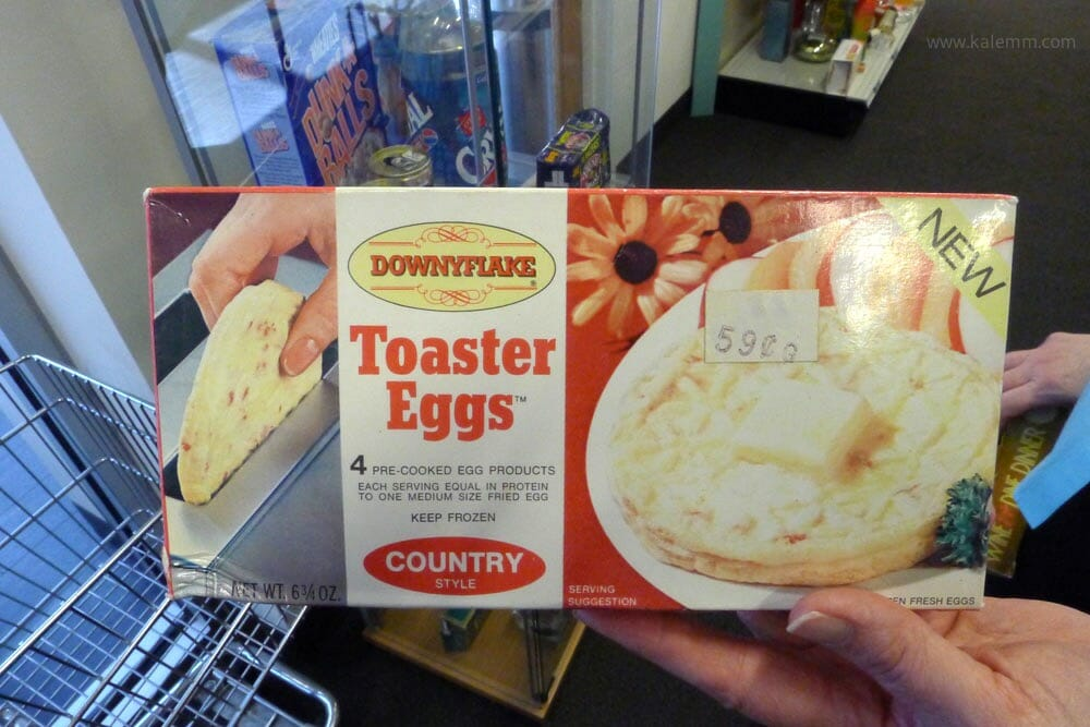 Product flops toaster eggs