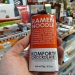 Ramen noodle chocolate, GfK New Product Works