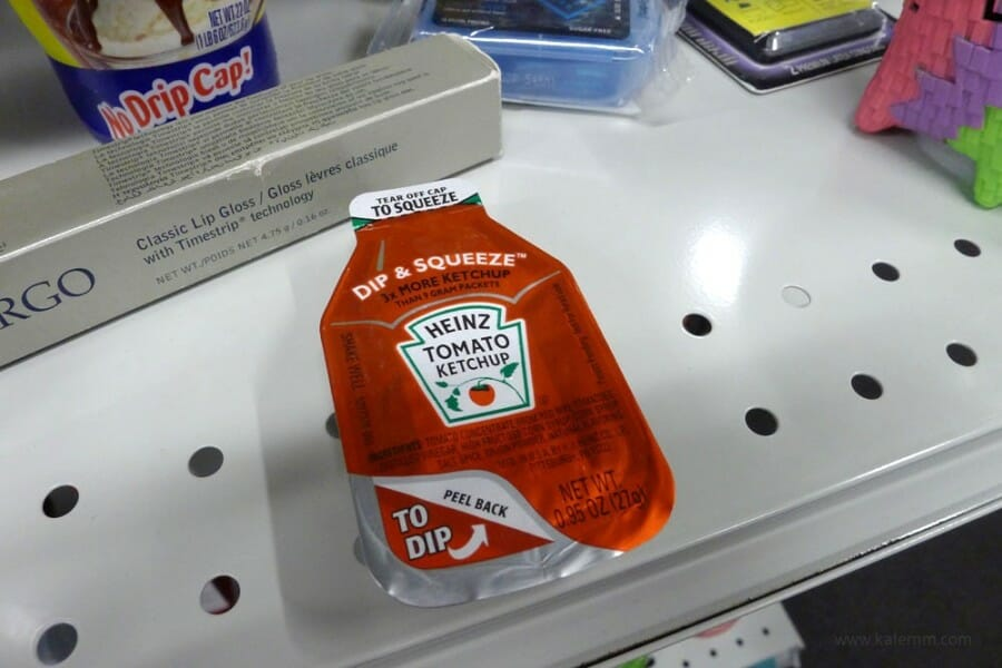 GfK New Product Works inventive Heinz ketchup