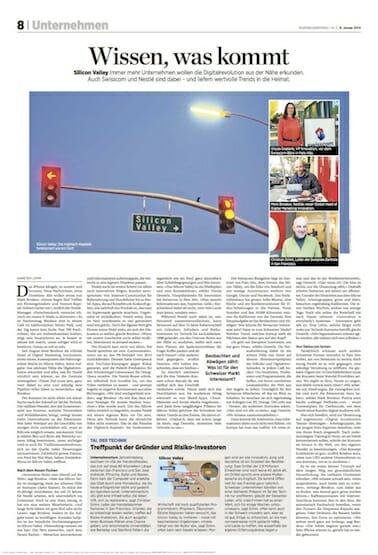 Handelszeitung Schweiz 9.1.2014