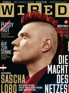 WIRED Germany cover April 2015