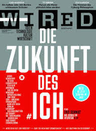 WIRED Germany cover