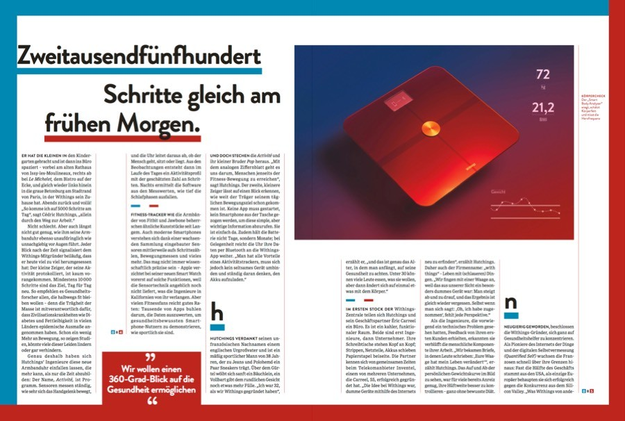 Withings WIRED Germany