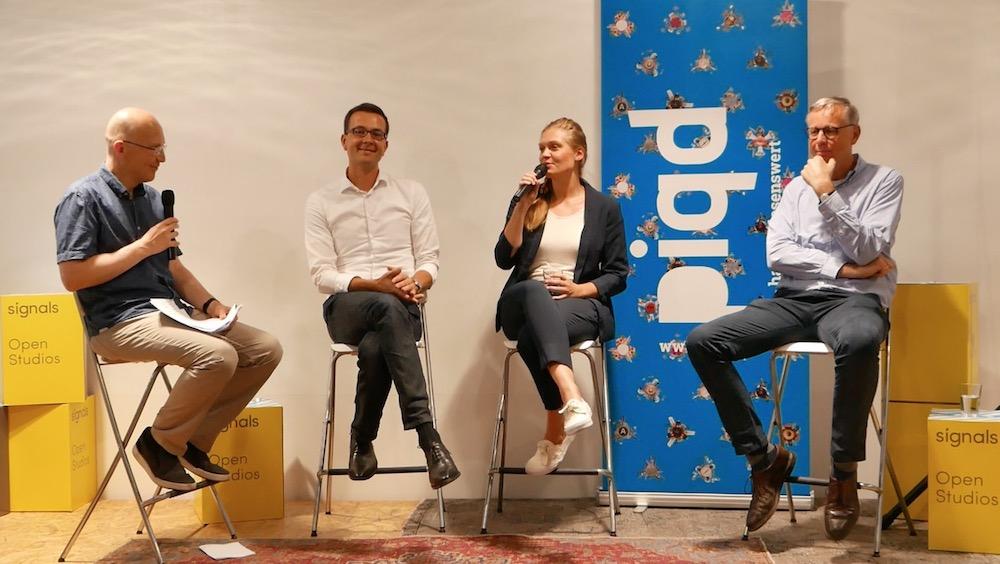 piqd; Diskussion; Medizin; Berlin