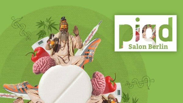 piqd Salon, Medizin, Berlin, podcast